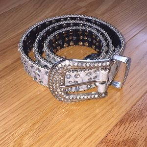 Rhinestone belt from Buckle
